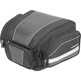 Firstgear Laguna Tail Bag - Firstgear Onyx Magnetic Tank Bag