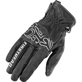 Firstgear Women's Amber Gloves - TourMaster Women's Polar-Tex 2.0 Gloves