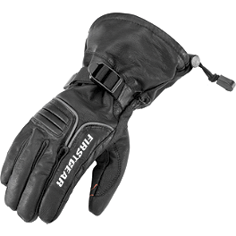 Firstgear Women's Fargo Gloves - Leo Vince SBK Factory R Evo II Slip-On Track Pack