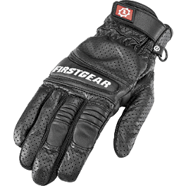 Firstgear Women's Mojave Gloves - Firstgear Women's Ultra Mesh Gloves
