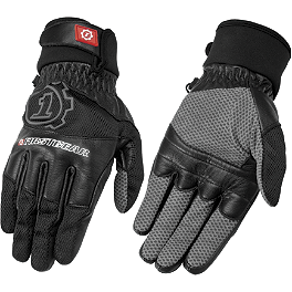 Firstgear Baja Mesh Gloves - Firstgear Mesh-Tex Pants