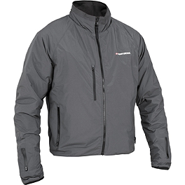 Firstgear Heated Waterproof Jacket - VentureHeat 690M Soft Shell Battery Heated Jacket