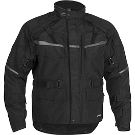 Firstgear Jaunt T2 Jacket - Scorpion Intrepid Jacket