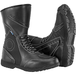 Firstgear Kilimanjaro Hi Waterproof Boots - AXO Q GT Waterproof Boots