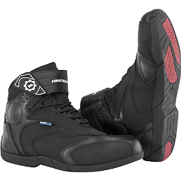 Firstgear Kilimanjaro Lo Waterproof Boots - TourMaster Response 2.0 Waterproof Road Boots