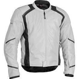 Firstgear Mesh Tex Jacket - Firstgear Rush Tex Jacket