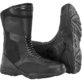 Firstgear Mesh Hi Boots - Firstgear Mojave Gloves