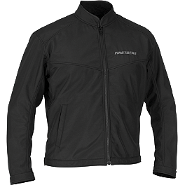 Firstgear Softshell Liner Jacket - Cortech Cascade Soft Shell Jacket