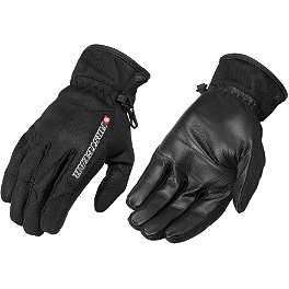 Firstgear Ultra Mesh Gloves - Cortech GX Air 3 Gloves