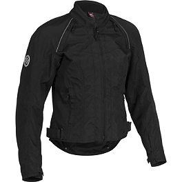 Firstgear Women's Contour Tex Jacket - Firstgear Women's Mesh-Tex Jacket