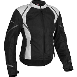 Firstgear Women's Mesh Tex Jacket - Alpinestars Women's Stella T-Fuel Waterproof Jacket