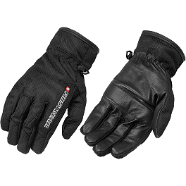 Firstgear Women's Ultra Mesh Gloves - River Road Women's Del Rio Gloves