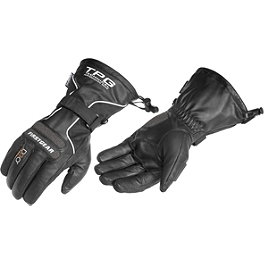 Firstgear TPG Excursion Gloves - Alpinestars Apex Drystar Gloves