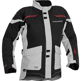 Firstgear TPG Rainier Jacket - J&M Custom Dongle With JMAHP Bluetooth Software Profile