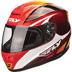 Fly Racing Paradigm Helmet - Classic - Fly Motorcycle Helmets and Accessories