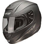 Fly Racing Paradigm Helmet - FLY-PARADIGM-SOLID-HELMET Fly Paradigm Motorcycle