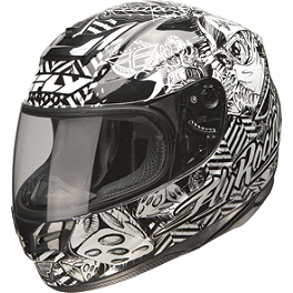 Fly Racing Paradigm Helmet - Winners Circle - Fly Racing Paradigm Helmet - Classic