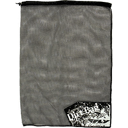 Fly Racing Dirt Bag Laundry Bag - 2012 Fly Racing Youth Convertible II Roost Deflector