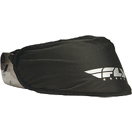 Fly Racing Helmet Shield Bag - Fly Racing Script-Drip T-Shirt