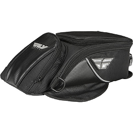 Fly Racing Small Tank Bag - Cycle Case Rider GPS Tank Bag