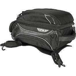 Fly Racing Grande Tailpack - Saddlemen Expandable Sport Top Pack
