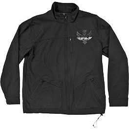 Fly Racing Black Ops Jacket - 2013 MSR Pak Jacket
