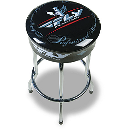 Fly Racing Bar Stool - 2013 Scott 350 Gloves - Hyper