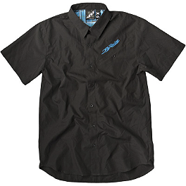 Fly Racing Button Shirt - Fly Pit Shirt