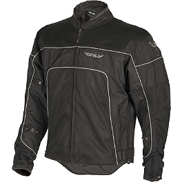 Fly Racing Coolpro II Mesh Jacket - Firstgear Mesh Tex Jacket