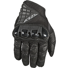 Fly Racing Coolpro Force Gloves - Power Trip Grand National Gloves