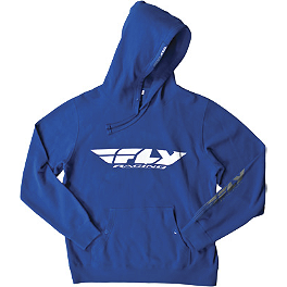 Fly Racing Corporate Hoody - Fly Racing Corporate Long Sleeve T-Shirt