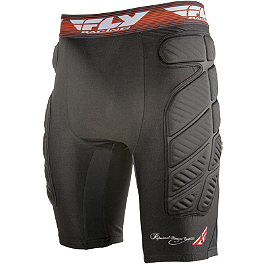 Fly Racing Compression Shorts - Fly Racing Chamois Shorts