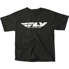 Fly Racing Corporate T-Shirt - Fly Racing Logo T-Shirt