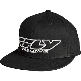 Fly Racing Corporate Pin Stripe Hat - Fly Racing Youth Corporate Pin Stripe Hat