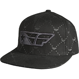 Fly Racing F-Star Hat - Alpinestars Big Plaid 210 Hat