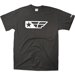 Fly Racing F-Star T-Shirt - Fly Racing Logo T-Shirt