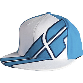 Fly Racing Impress Release Hat - Dragon Risen Fitted Hat