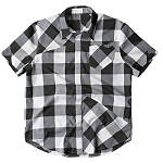 Fly Racing Jack Down Button Up Shirt - Motorcycle Mens Casual
