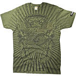 Fly Racing Legendary T-Shirt - Utility ATV Mens Casual