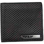 Fly Racing Leather Wallet - Mens Casual Motocross Dirt Bike Wallets