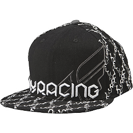 Fly Racing Lynx Hat - Metal Mulisha Legendary Jersey