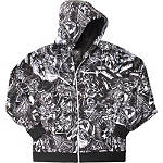 Fly Racing Winners Circle Zip Hoody - Utility ATV Mens Casual