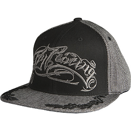 Fly Racing Ops Hat - Factory Effex JGR Emblem Flexfit Hat