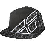 Fly Racing Plaid F-Wing Hat - Utility ATV Mens Head Wear
