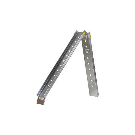 Fly Racing Folding Aluminum Ramp - 7.5' - Main