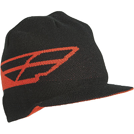 Fly Racing Reverse-A-Bill Beanie - One Industries Damage Beanie
