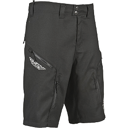 Fly Racing Ripa Shorts - Fly Racing Super-D Shorts