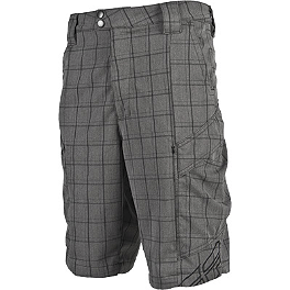 Fly Racing Super-D Shorts - Fly Racing Mulligan Shorts