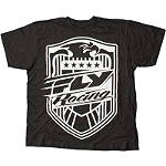 Fly Racing Squad T-Shirt - Utility ATV Mens Casual