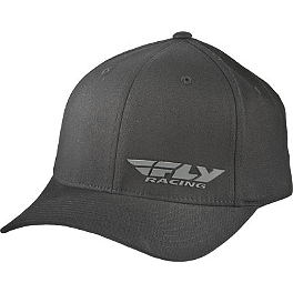 Fly Racing Standard Hat - Dragon Corp Flex Fit Hat